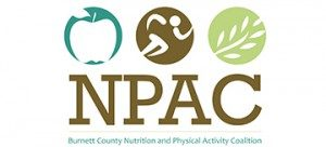 Nutrition & Physical Activity Coalition @ Burnett County Government Center | Siren | Wisconsin | United States