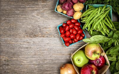 Lettuce Celebrate Fruit and Veggie Month