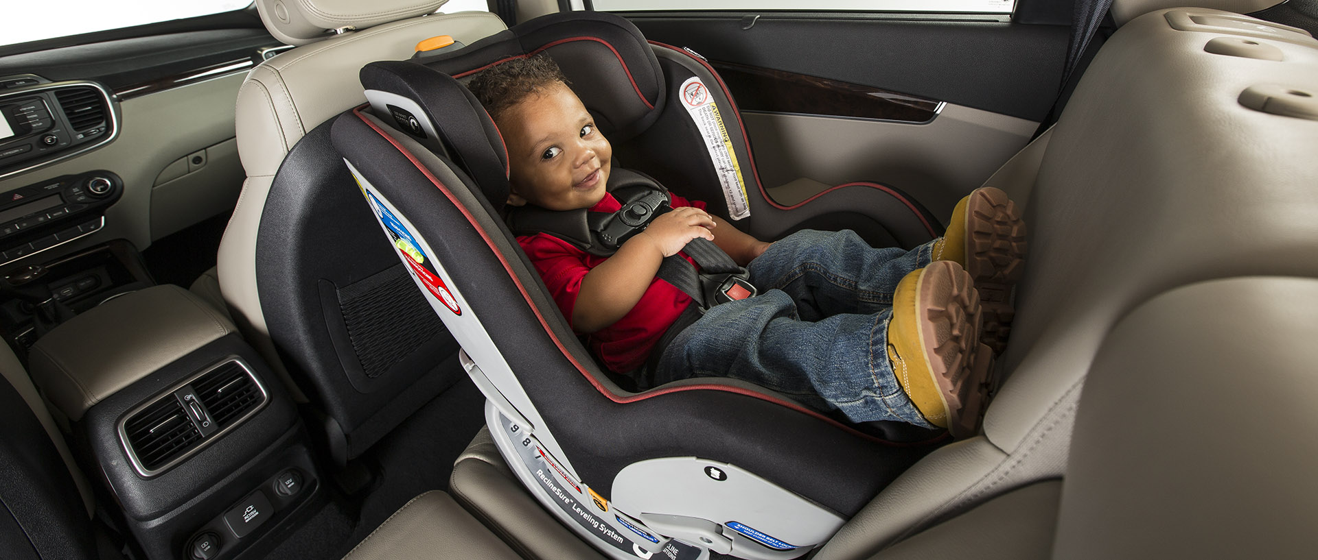 Buckle Up for Safety | Healthy Burnett