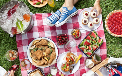 Enjoy a Healthier Picnic All Summer Long
