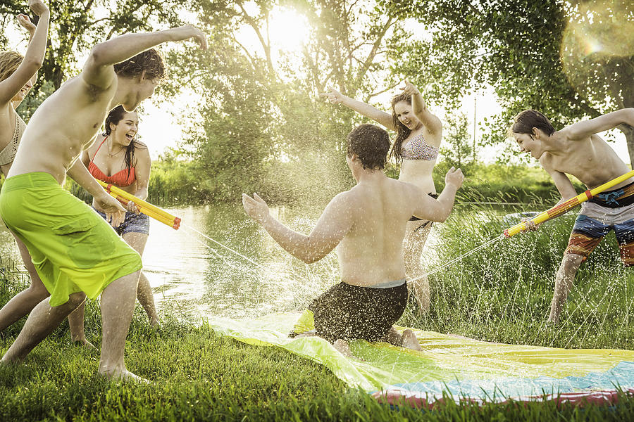 10 Ways to Stay Cool in July and Feel Like a Kid Again