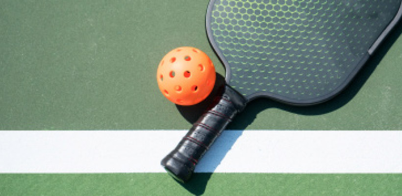 Pickleball: Easy to Start, Hard to Stop