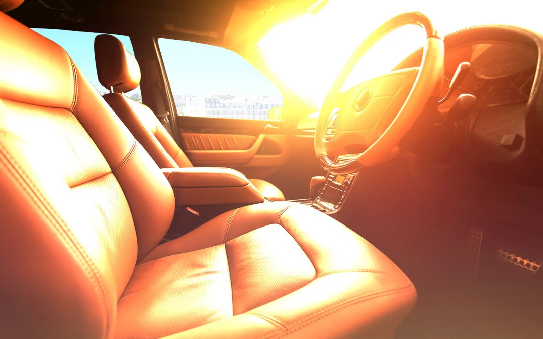 Sun Protection in the Car