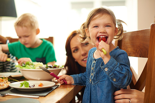 Family Meals: Small Investment Big Payoff