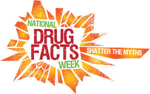 National Drug and Alcohol Facts Week® is March 30 – April 5, 2020