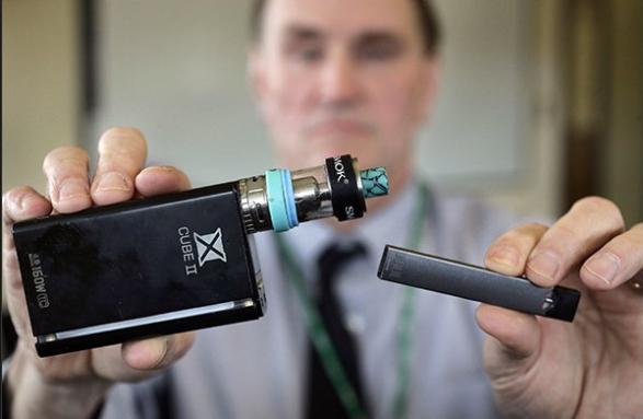 E-Cigarettes Explained